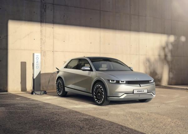 现代N性能版电动掀背车,现身纽伯格林测试,马力将达到600匹